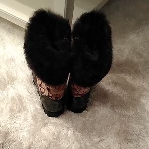 Coach Shoes - Joyous Authentic Coach Boots